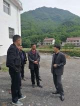 略阳县政协开展驻村帮扶工作