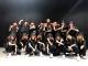 陕西舞蹈节目参加十四届全运会志愿者招募启动活动演出
